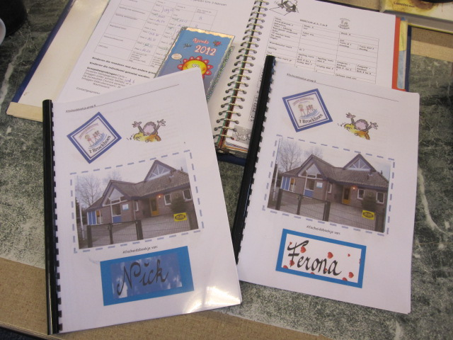 Hedendaags Afscheidsboekje groep 8 | Alles over onze klas... NE-97